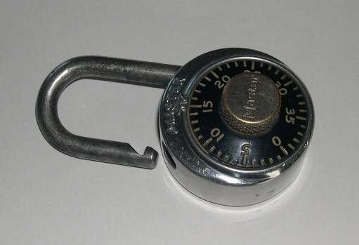 master lock combinations serial number